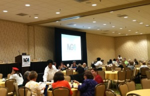 Executive Director Gary A. Powell attended the National Guardianship conference in New Orleans.